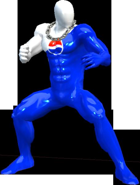 Favorite Super Hero / Villain Pepsiman1
